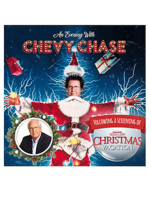 Chevy Chase at Landmark Theatre