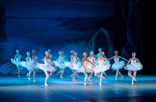 Russian Ballet Theatre Swan Lake, California Theatre Of The Performing Arts, San Bernardino