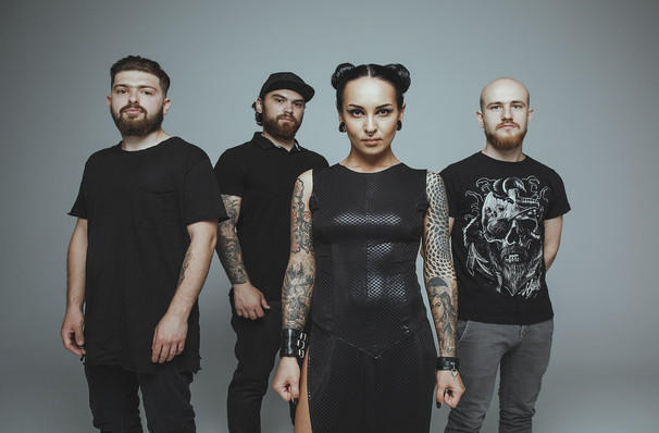 Jinjer, Toads Place, New Haven