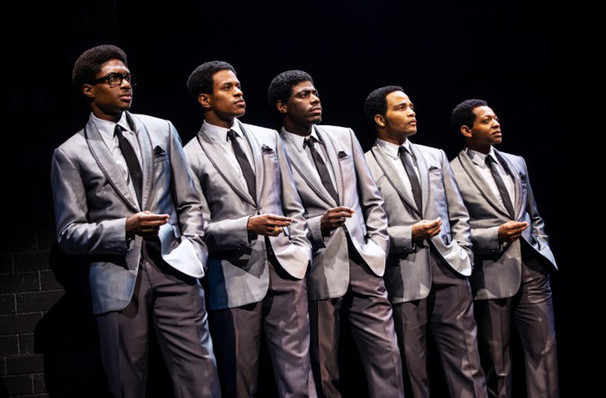 Aint Too Proud The Life and Times of the Temptations, Music Hall Kansas City, Kansas City