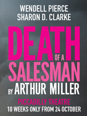 Death Of A Salesman at Piccadilly Theatre