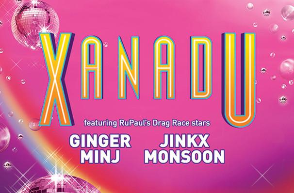 Xanadu, Murat Theatre, Indianapolis