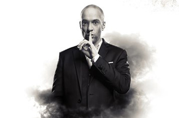 Derren Brown Secret, Cort Theater, New York