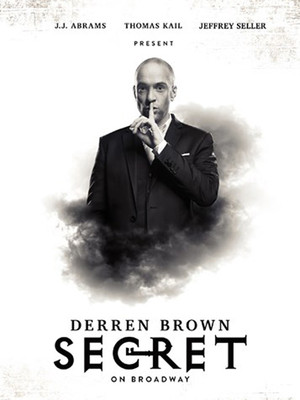 Derren Brown: Secret at Cort Theater