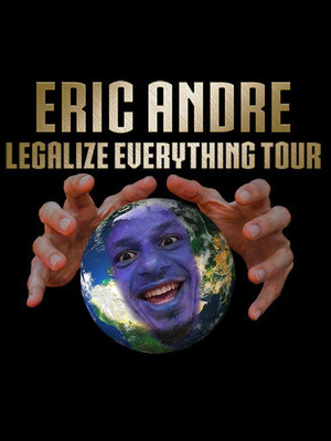 Eric Andre at Carolina Theatre - Fletcher Hall