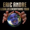 Eric Andre, Carolina Theatre Fletcher Hall, Durham