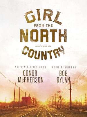 Girl From The North Country at Belasco Theater