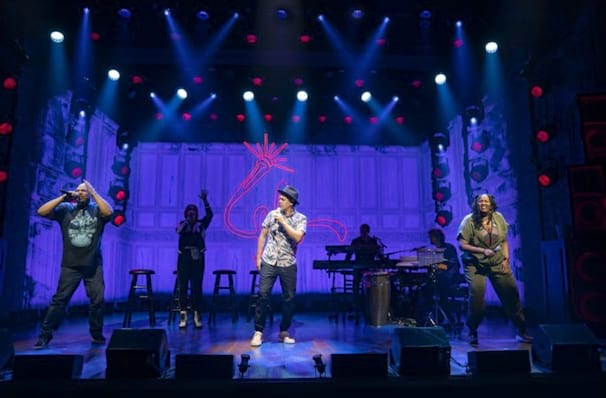 Critics Praise Lin-Manuel Miranda's Freestyle Love Supreme On Broadway