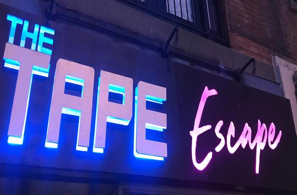 The Tape Escape, The Tape Escape, Toronto