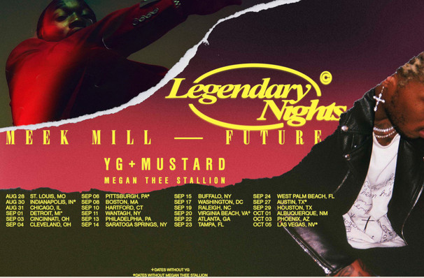 Meek Mill and Future coming to Hartford!