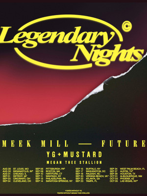 Meek Mill and Future, Mandalay Bay Events Center, Las Vegas