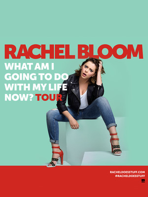 Rachel Bloom at Pabst Theater