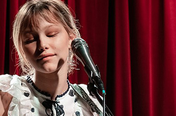 Grace Vanderwaal, The National, Richmond