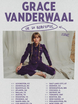 Grace Vanderwaal at Webster Hall