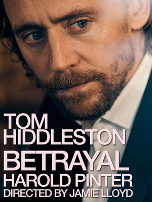 Betrayal at Bernard B Jacobs Theater