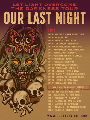 Our Last Night Poster