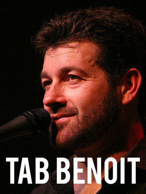 Tab Benoit at Westhampton Beach Performing Arts Center
