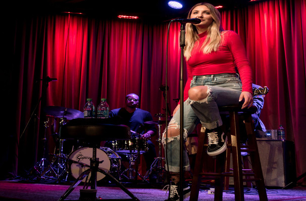 Julia Michaels, Marquee Theatre, Tempe