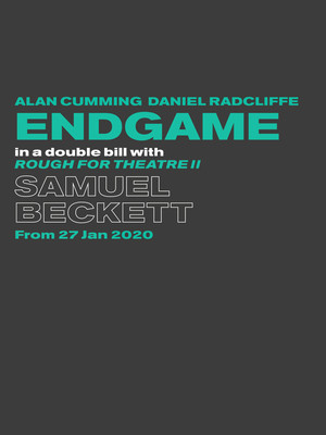 Endgame, Old Vic Theatre, London
