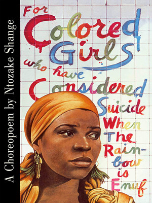 For Colored Girls at Martinson Hall