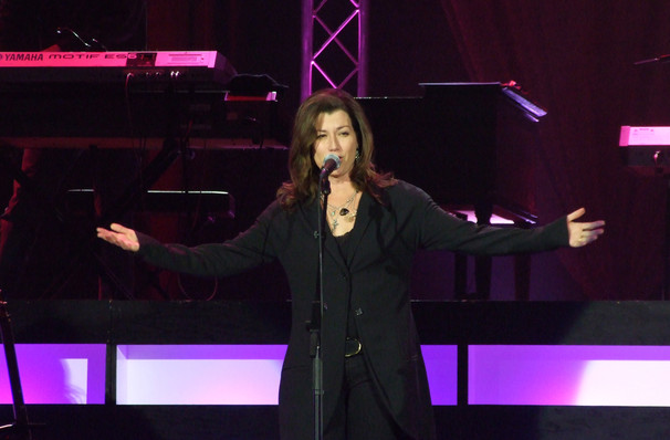 Amy Grant, Pantages Theater, Seattle