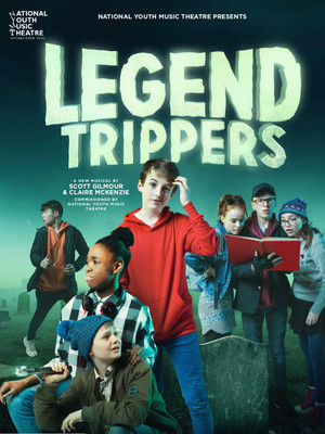 Legend Trippers Poster