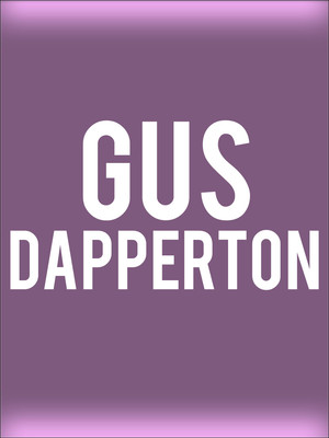 Gus Dapperton at Webster Hall