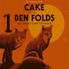 Cake and Ben Folds, Idaho Center Amphitheater, Boise