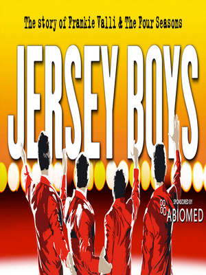 Jersey Boys at North Shore Music Theatre