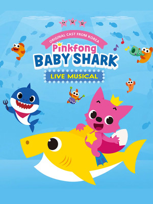 Baby Shark Live at Majestic Theatre