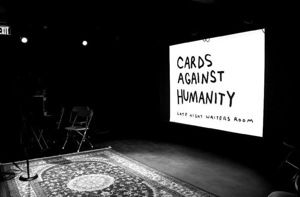 Dates announced for Cards Against Humanity Late Night Writers Room
