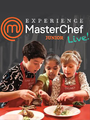 MasterChef Junior at Emerson Colonial Theater