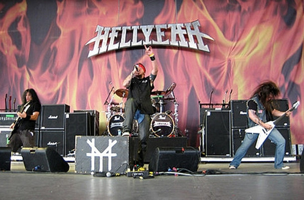 Hellyeah, Black Sheep, Colorado Springs