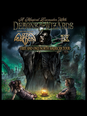 Demons & Wizards at Playstation Theater