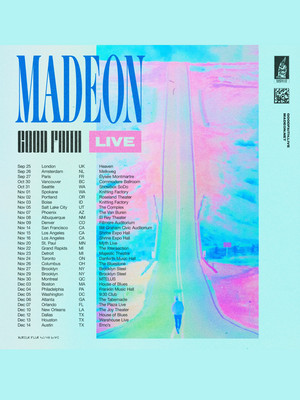 Madeon, Ballroom at Warehouse Live, Houston