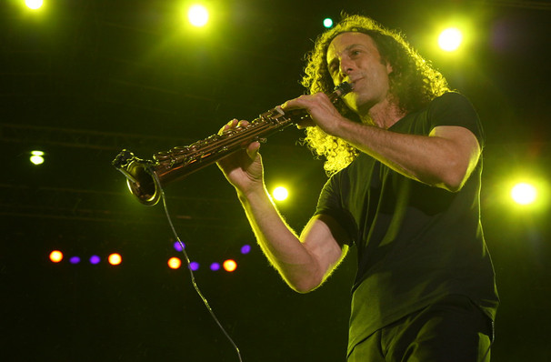 Kenny G with the Seattle Symphony, Benaroya Hall, Seattle