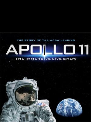 Apollo 11 at Rose Bowl