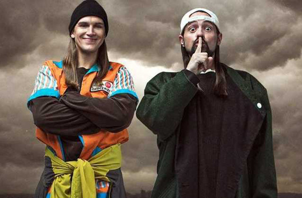 Jay and Silent Bob, Texas Theatre, Dallas
