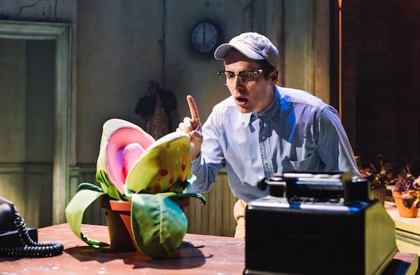 Little Shop of Horrors hits New York
