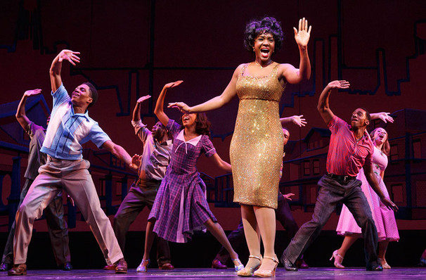 Motown The Musical, New Theatre Oxford, Oxford