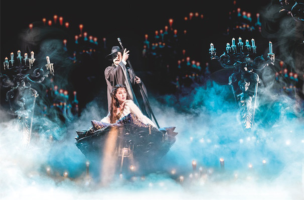 Phantom of the Opera, Manchester Palace Theatre, Manchester