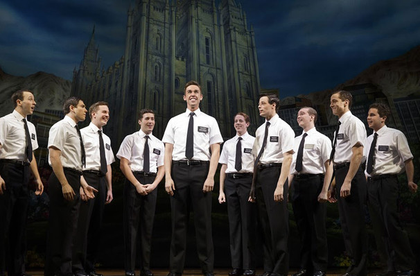 The Book of Mormon, Manchester Palace Theatre, Manchester