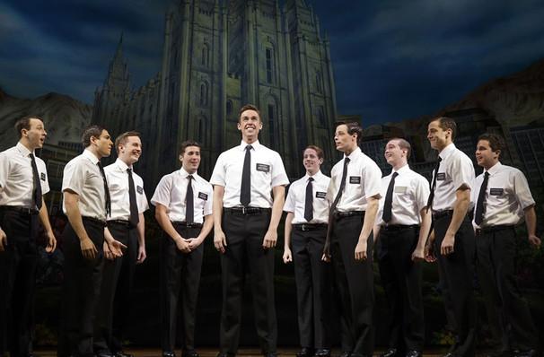 The Book of Mormon, Liverpool Empire Theatre, Liverpool