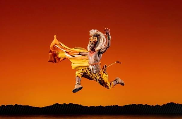 The Lion King, Edinburgh Playhouse Theatre, Edinburgh