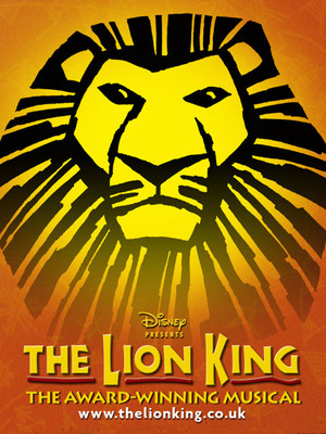 The Lion King, Manchester Palace Theatre, Manchester