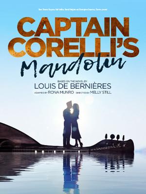 Captain Corelli's Mandolin at Harold Pinter Theatre