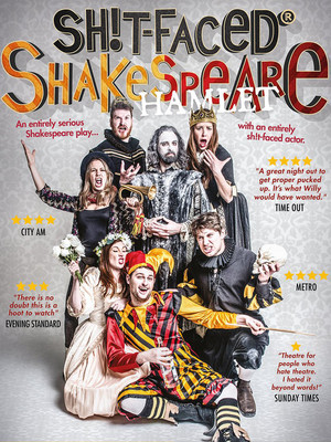 Sh*t-Faced Shakespeare - Hamlet Poster