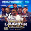 Live Lit and Laughter Comedy Jam, Fox Theatre, Detroit