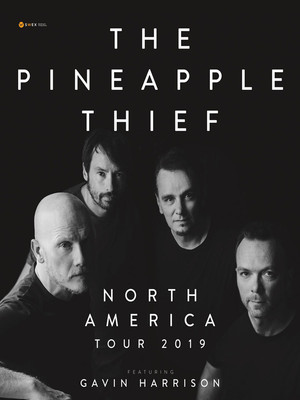 The Pineapple Thief at Rickshaw Theatre