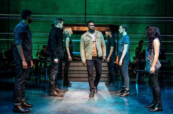 The Wrong Man, Newman Mills Theater, New York